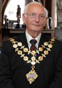 Charles Nicholls Mayors Chain Hereford
