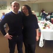Tracy Bowes & Mark Dykes